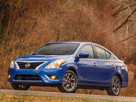 Ver foto 5 de Nissan Versa Sedan 2014
