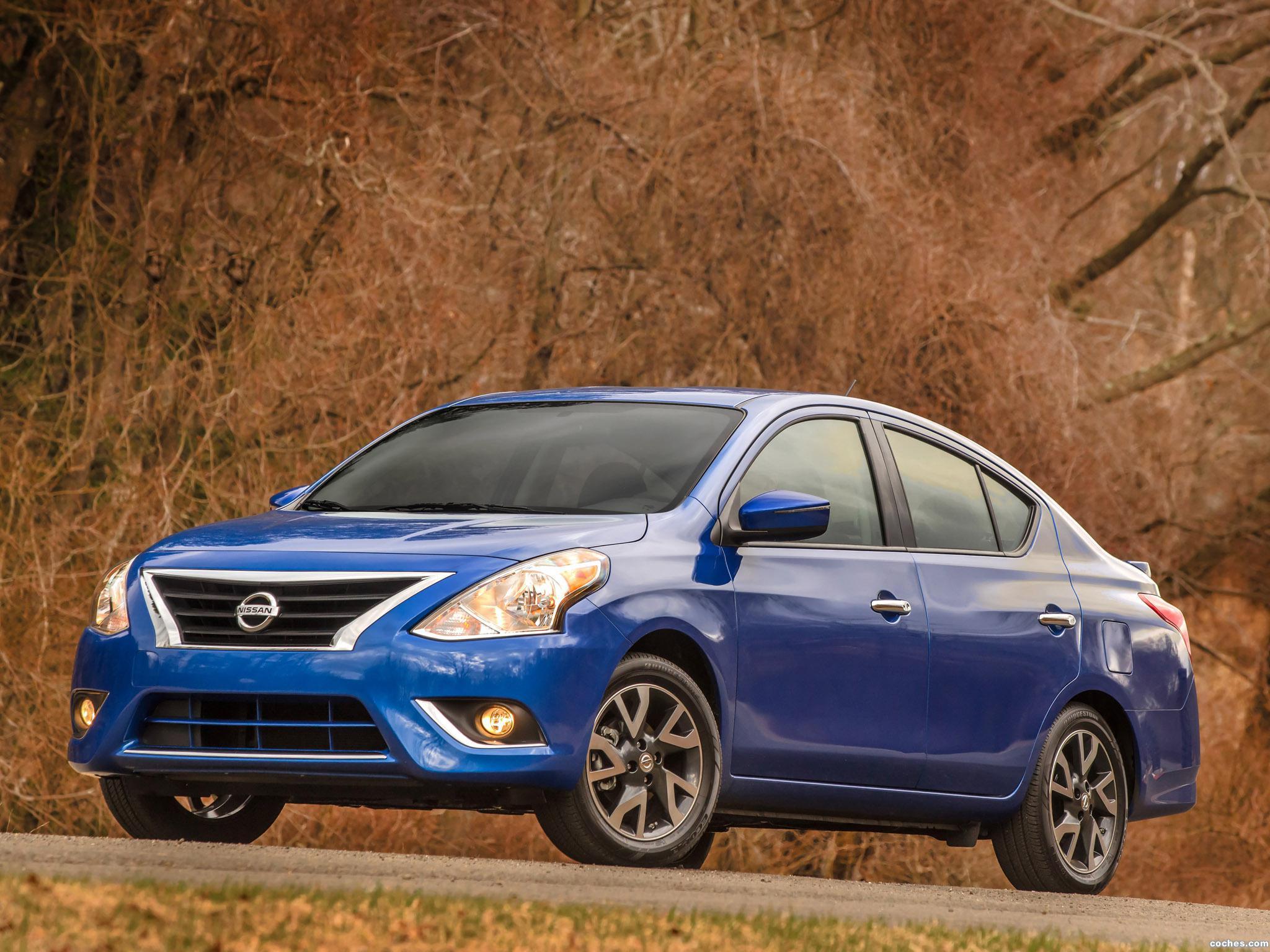 Foto 4 de Nissan Versa Sedan 2014