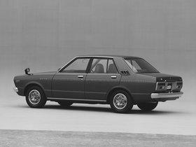 Ver foto 2 de Nissan Violet Auster Sedan A10  1977