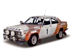 Ver foto 4 de Nissan Violet Rally CA A10 1978