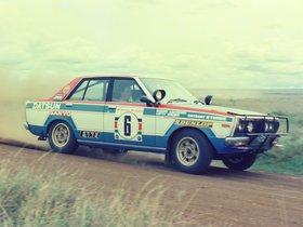 Ver foto 2 de Nissan Violet Rally CA A10 1978