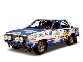 Ver foto 1 de Nissan Violet Rally CA A10 1978
