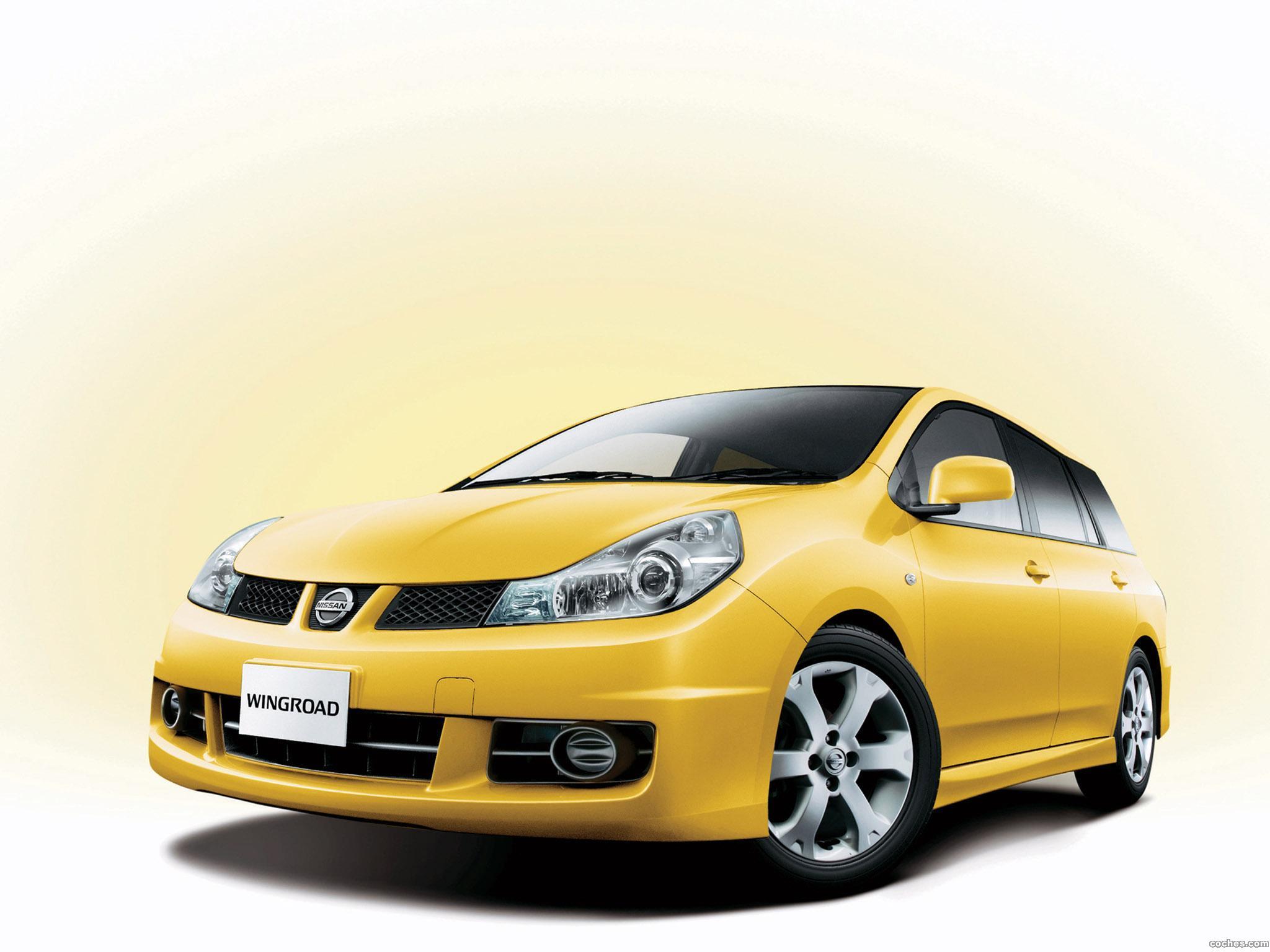 Foto 0 de Nissan Wingroad Y12 2006