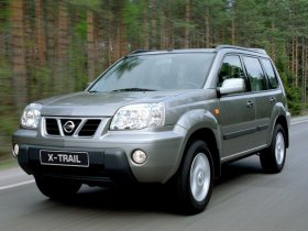 Ver foto 5 de Nissan X-Trail 2002