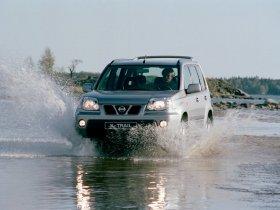 Ver foto 3 de Nissan X-Trail 2002
