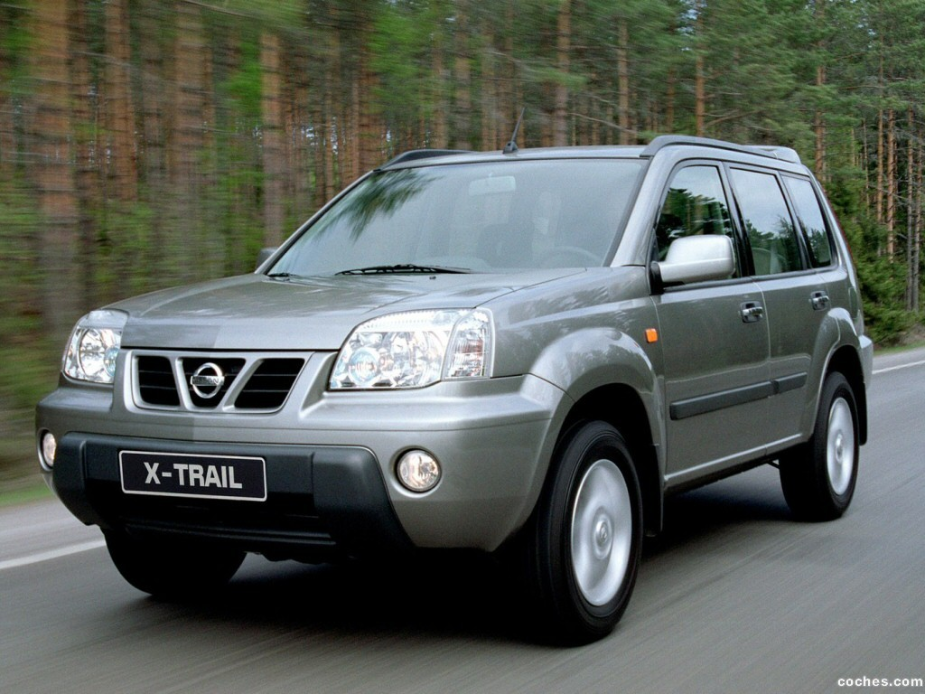 Foto 4 de Nissan X-Trail 2002