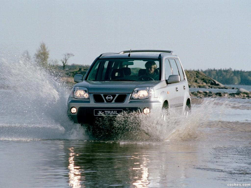 Foto 2 de Nissan X-Trail 2002