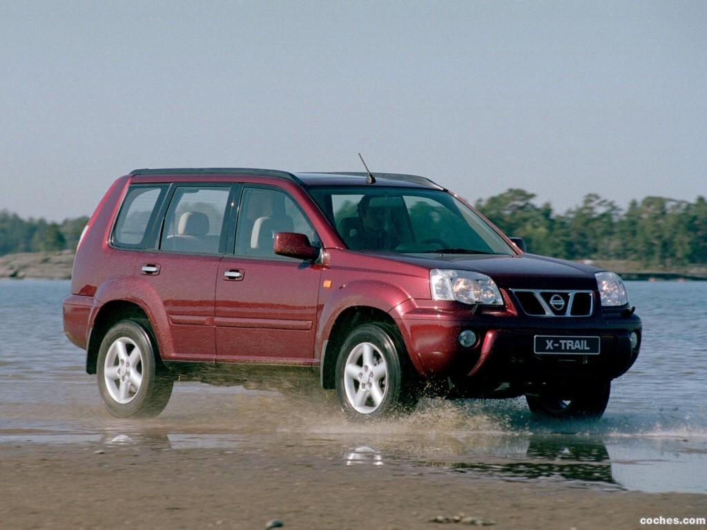Foto 0 de Nissan X-Trail 2002