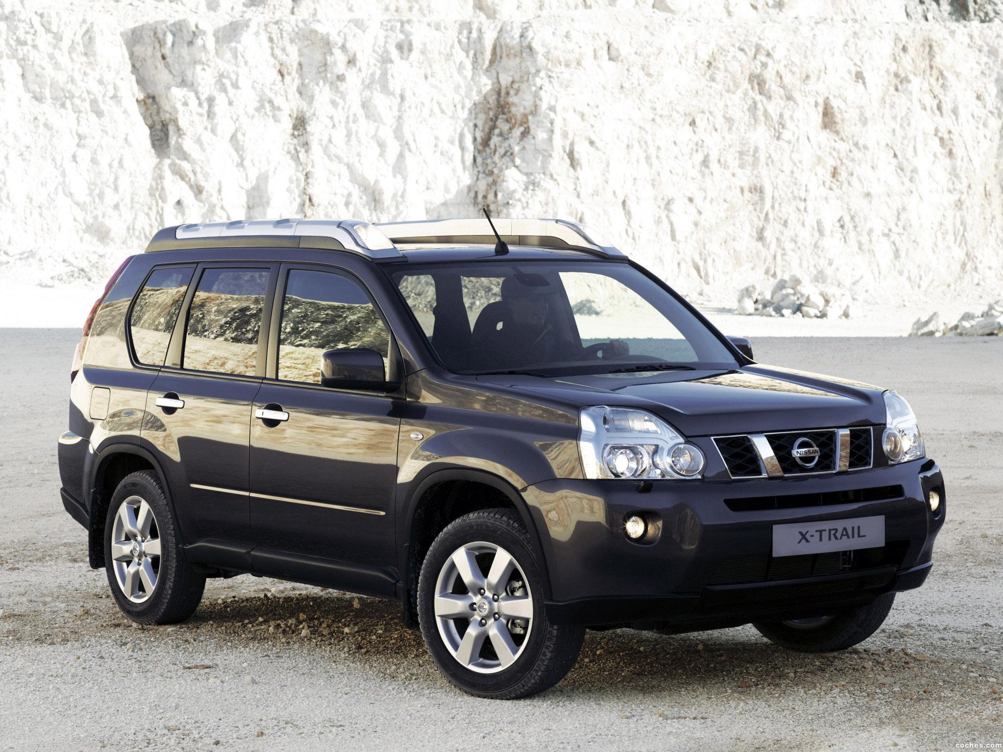 Foto 0 de Nissan X-Trail 2007