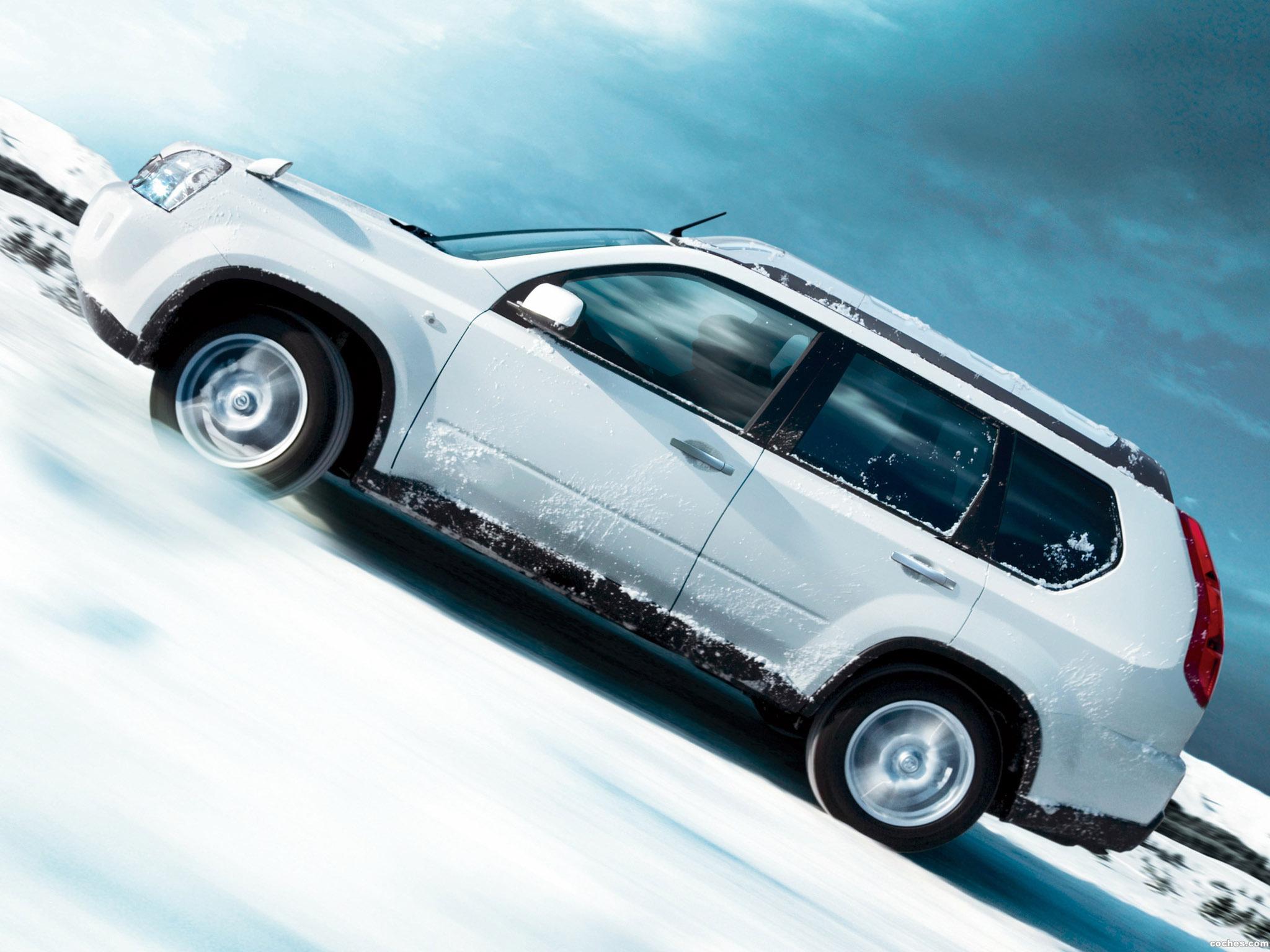 Foto 1 de Nissan X-Trail 20GT 2008