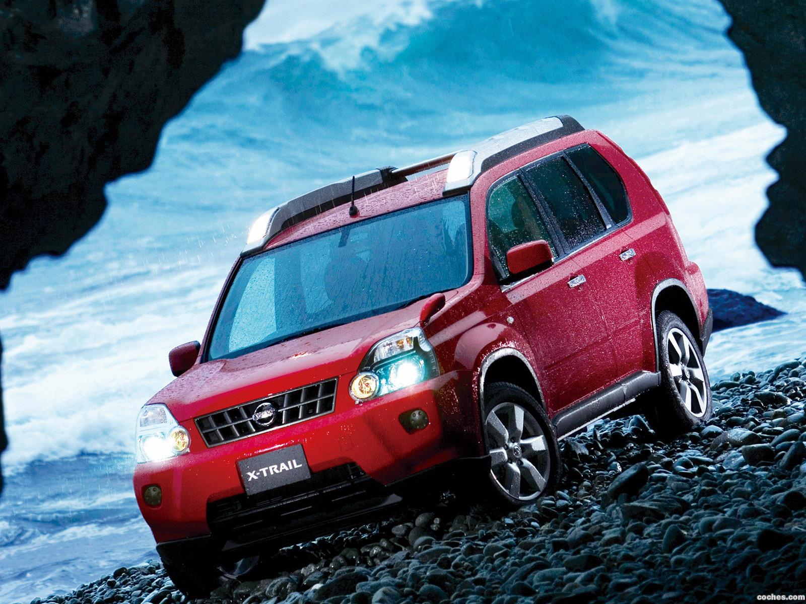 Foto 0 de Nissan X-Trail 20GT 2008