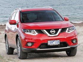 Ver foto 2 de Nissan X-Trail Australia 2014