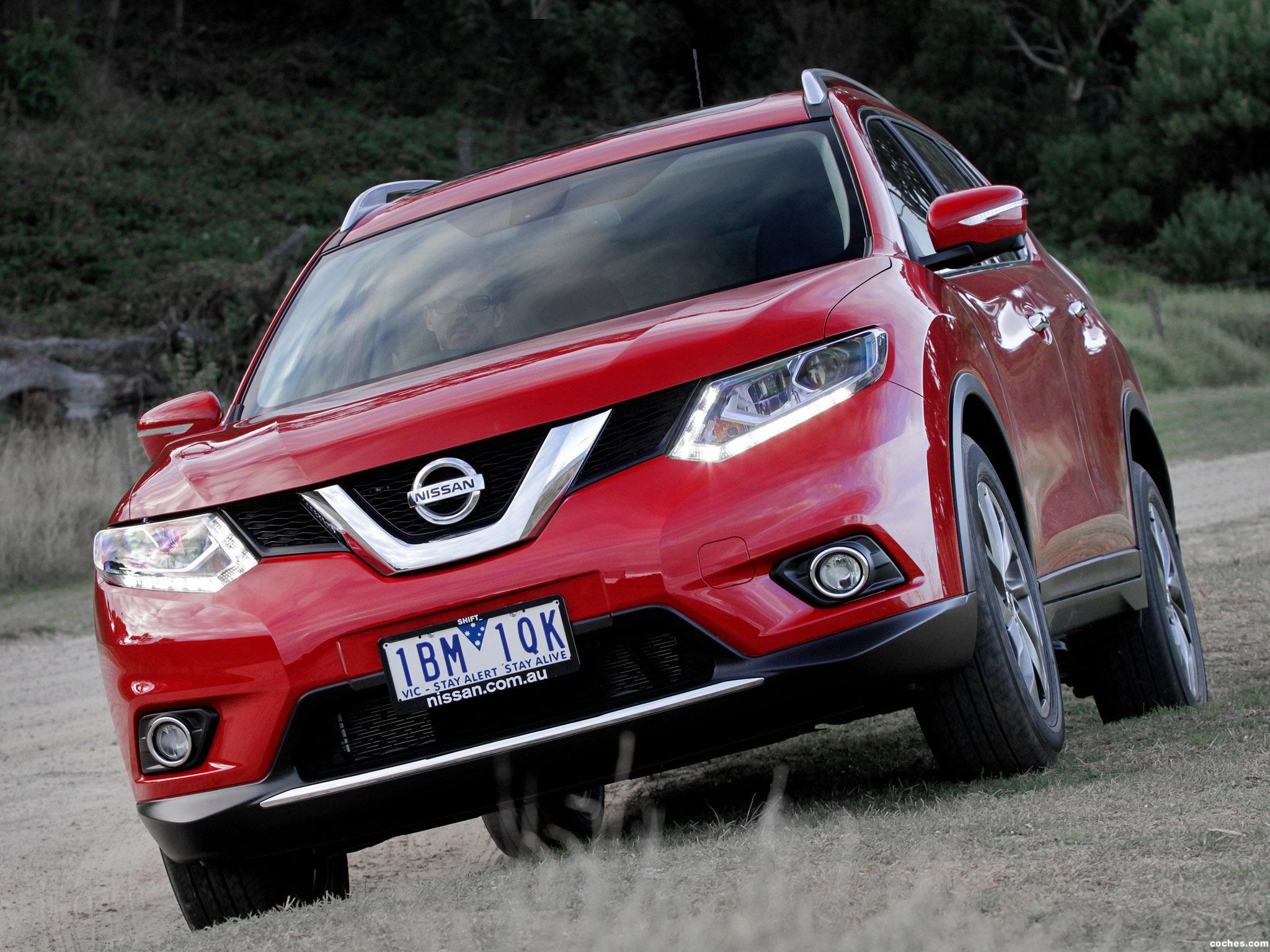Foto 0 de Nissan X-Trail Australia 2014
