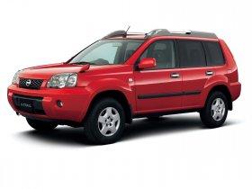 Fotos de Nissan X-Trail Facelift 2005