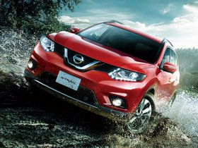 Ver foto 1 de Nissan X-Trail Japan 2014