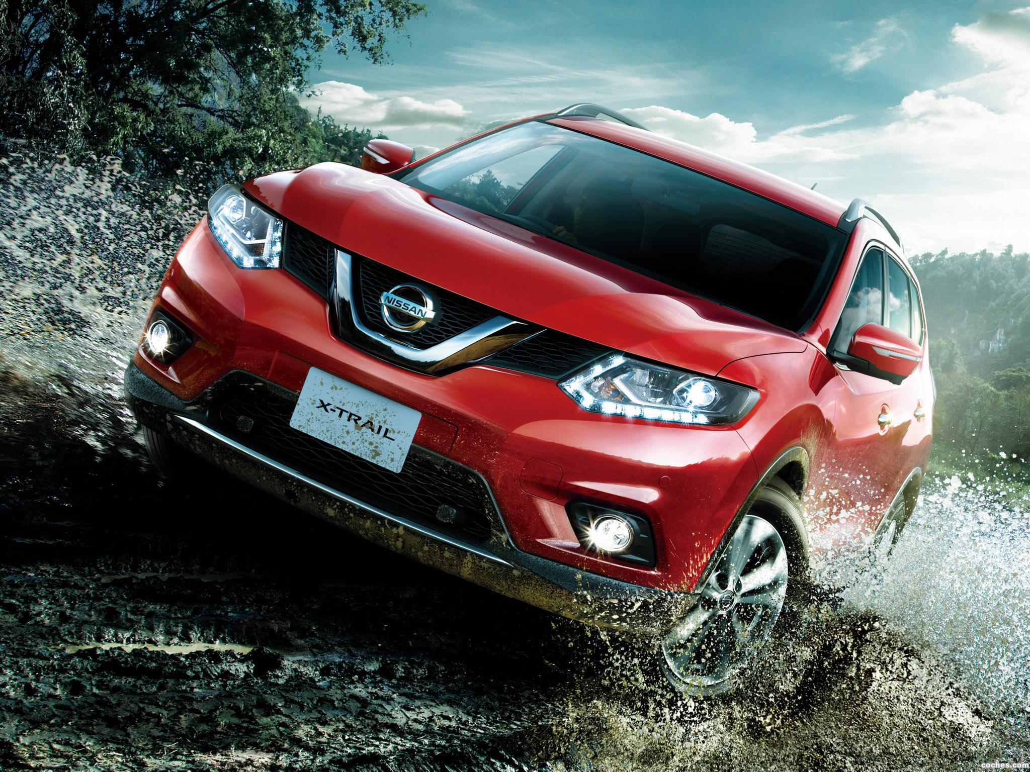 Foto 0 de Nissan X-Trail Japan 2014