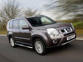 Ver foto 1 de Nissan X-Trail Platinum Edition UK 2011