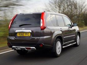 Ver foto 2 de Nissan X-Trail Platinum Edition UK 2011