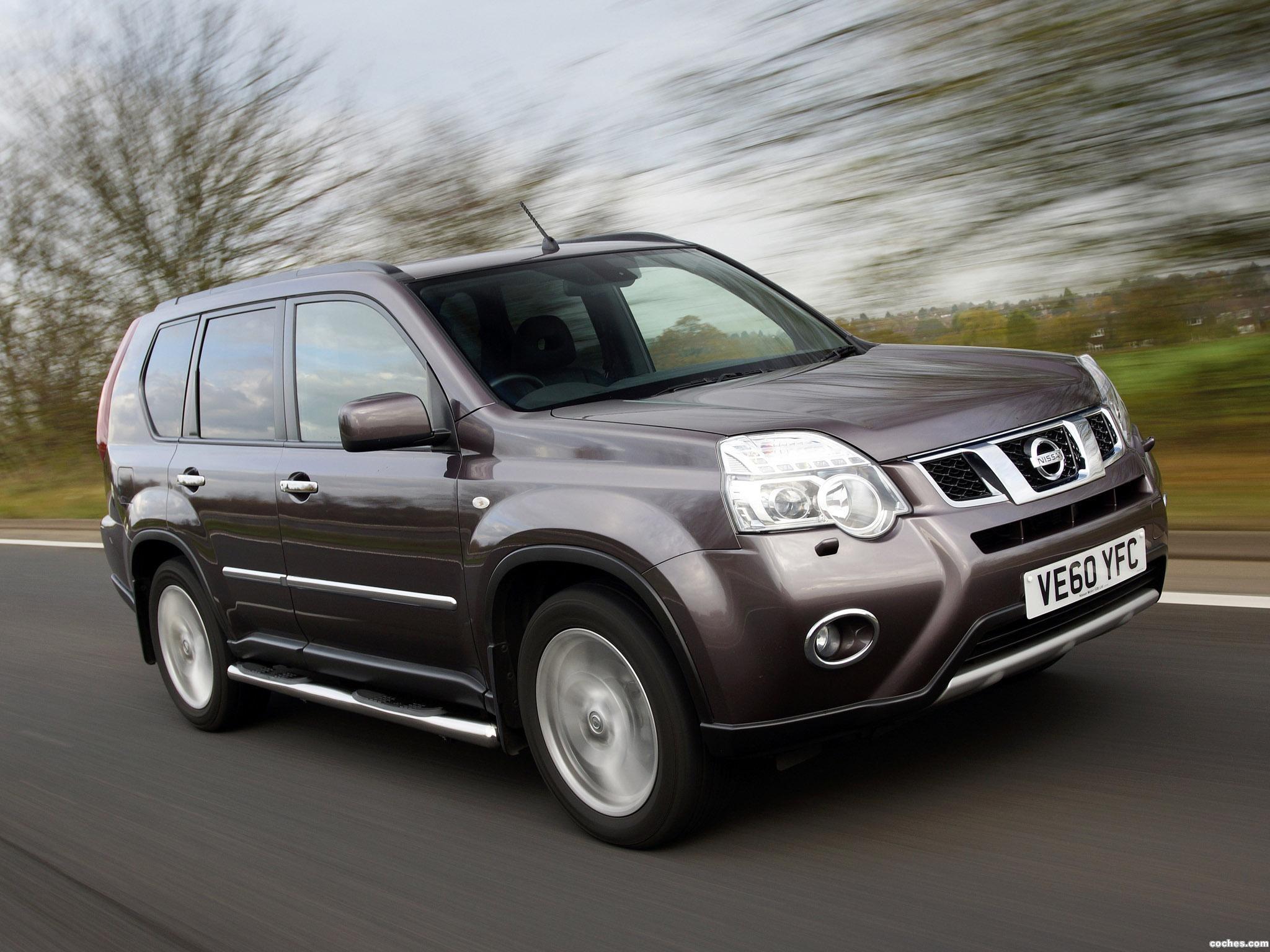 Foto 0 de Nissan X-Trail Platinum Edition UK 2011