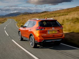 Ver foto 5 de Nissan X-Trail UK 2017