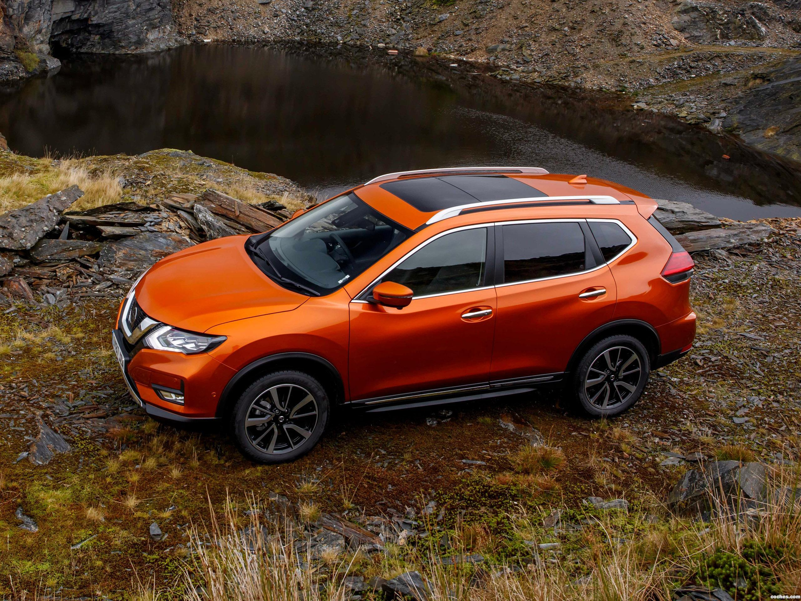 Foto 9 de Nissan X-Trail UK 2017