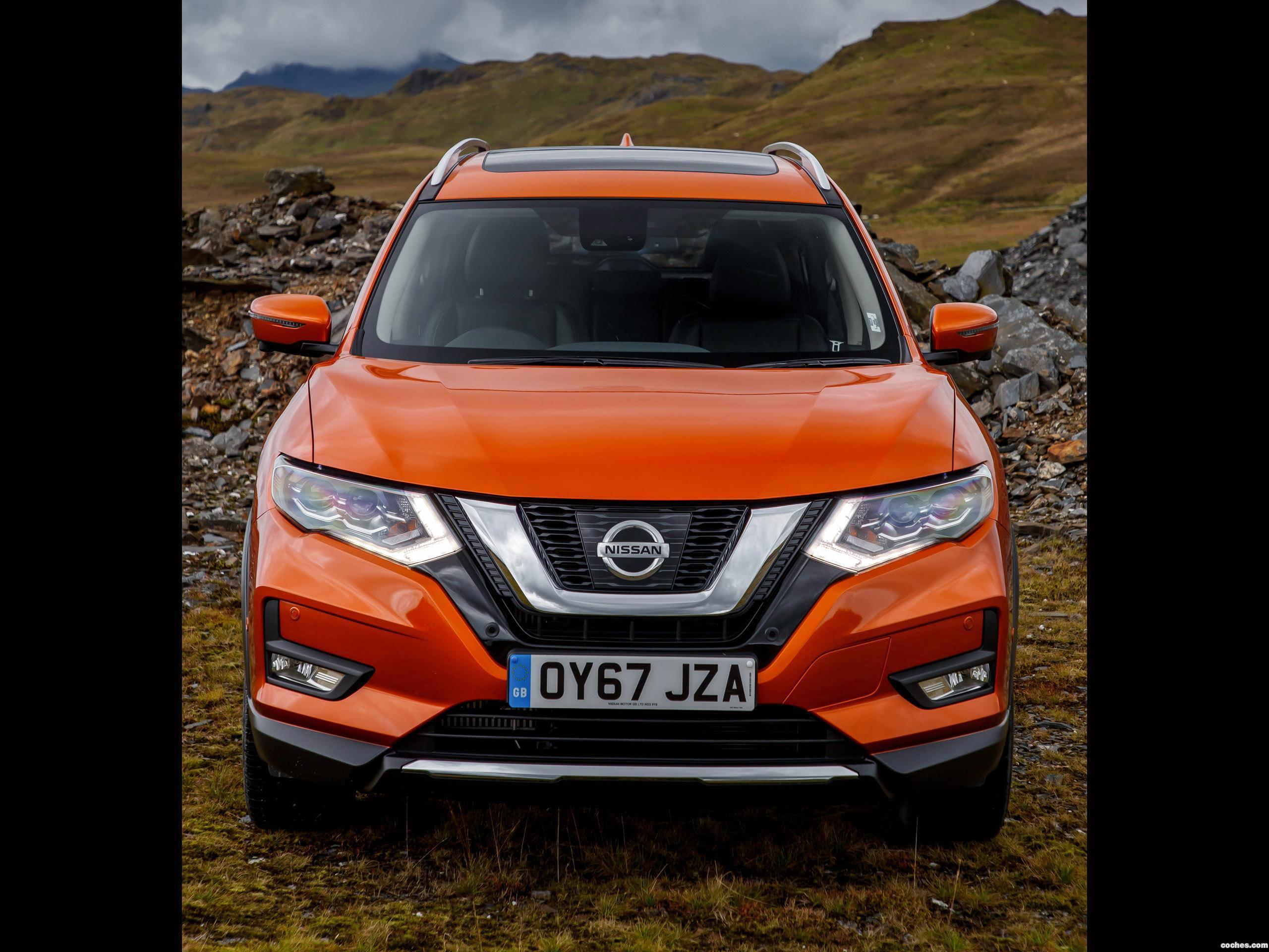 Foto 3 de Nissan X-Trail UK 2017