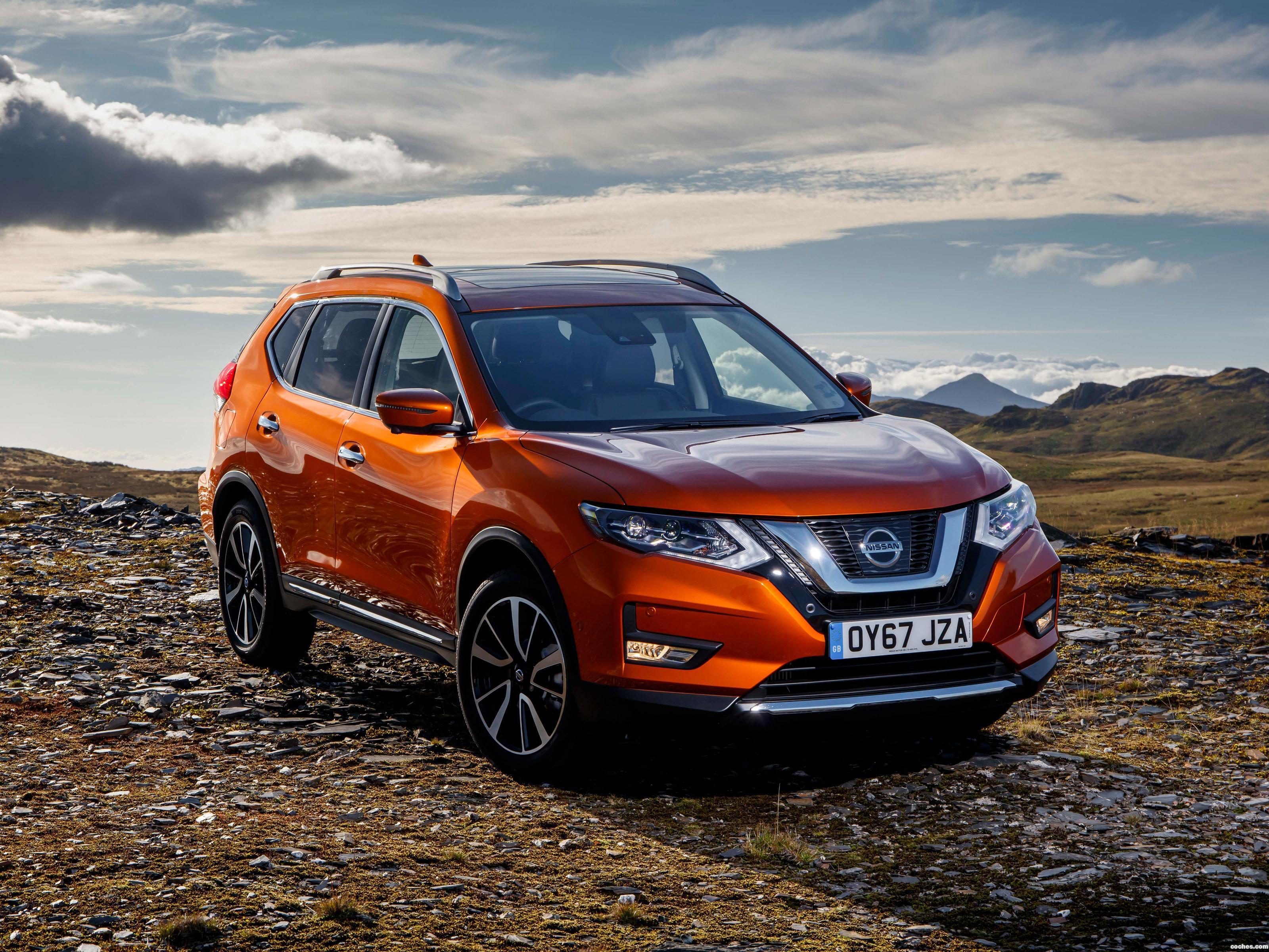 Foto 2 de Nissan X-Trail UK 2017