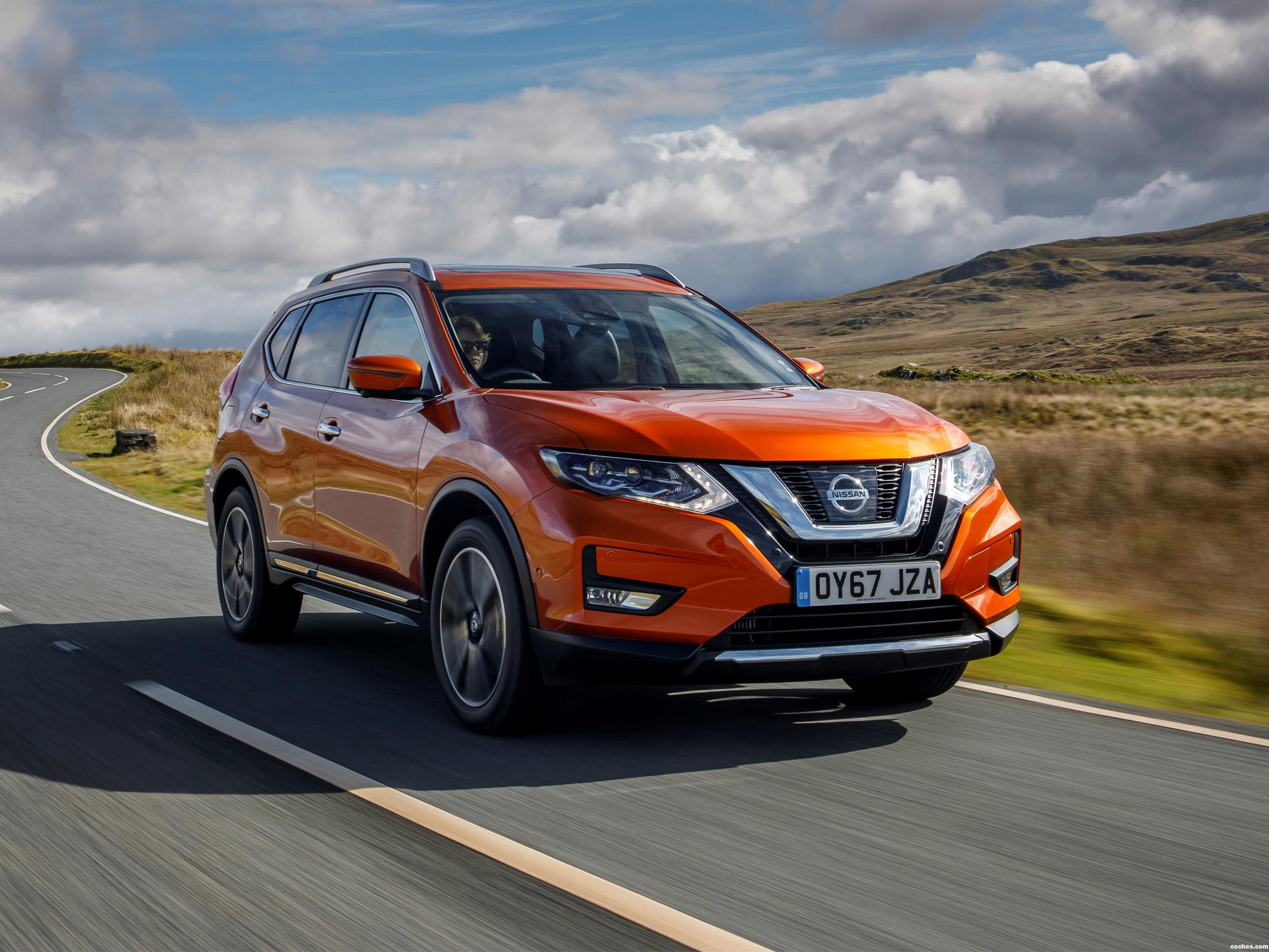 Foto 0 de Nissan X-Trail UK 2017