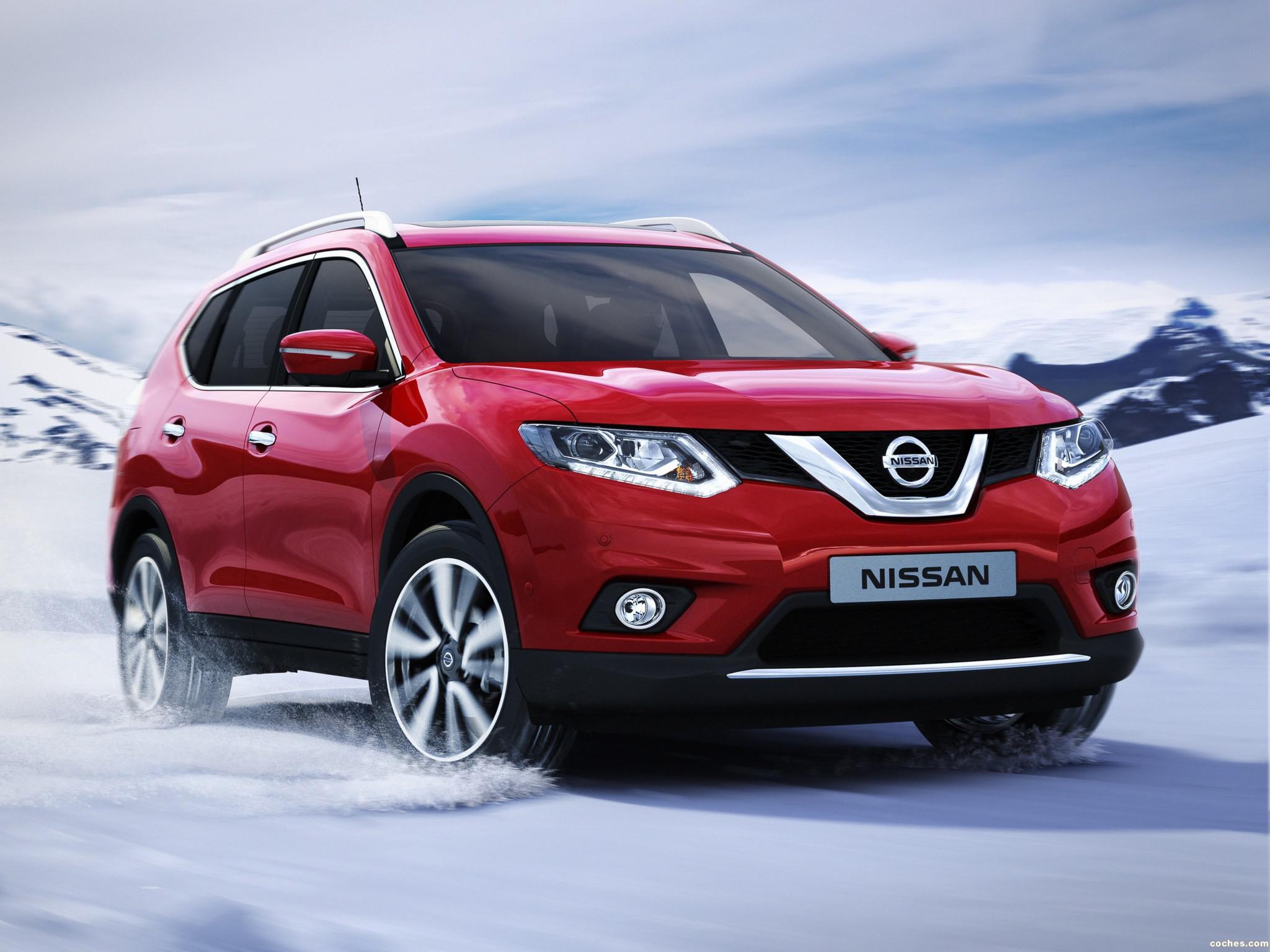 Foto 42 de Nissan X-Trail 2014