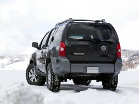 Ver foto 3 de Nissan Xterra 2005