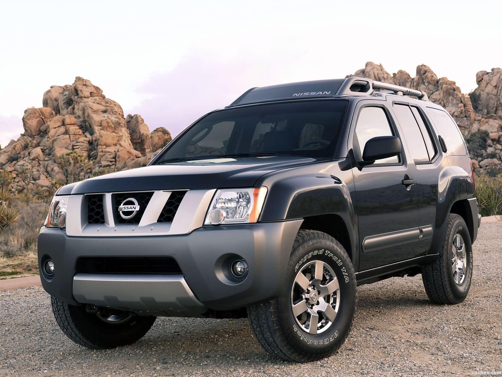 Foto 0 de Nissan Xterra 2005