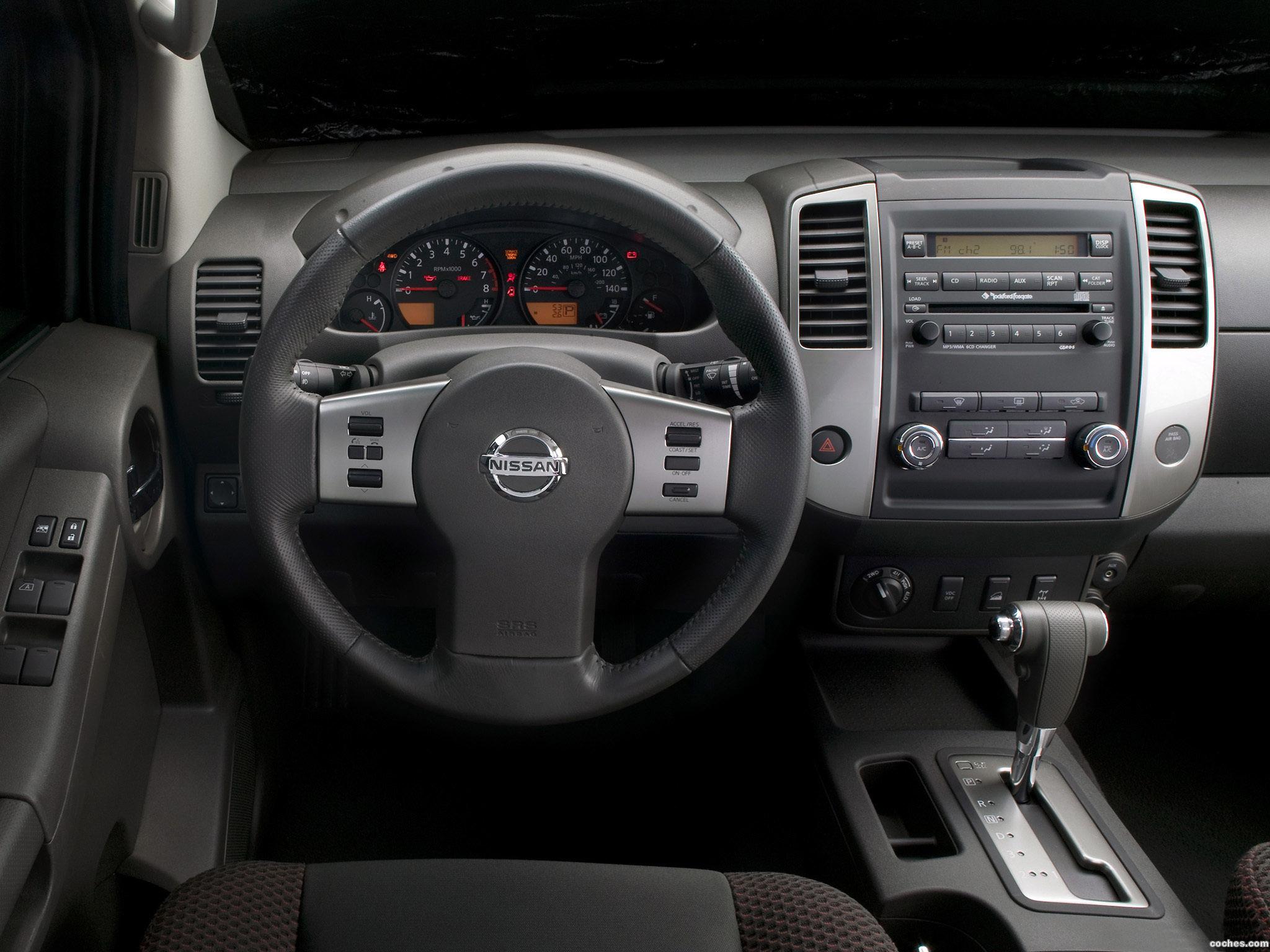 Foto 8 de Nissan Xterra 2009
