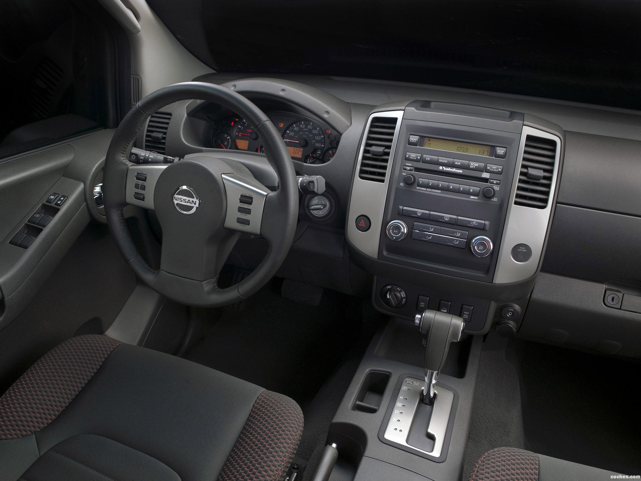 Foto 7 de Nissan Xterra 2009
