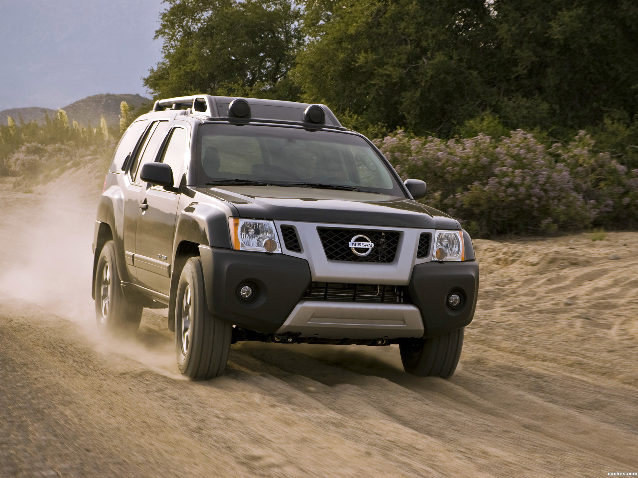 Foto 2 de Nissan Xterra 2009