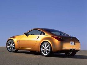 Ver foto 10 de Nissan Z Concept 2001