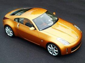 Ver foto 8 de Nissan Z Concept 2001