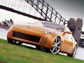 Ver foto 7 de Nissan Z Concept 2001