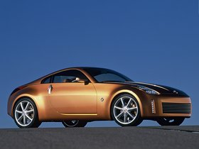 Ver foto 5 de Nissan Z Concept 2001