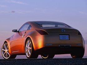 Ver foto 2 de Nissan Z Concept 2001