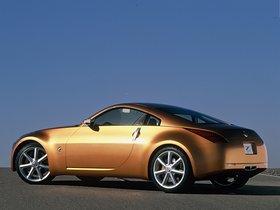 Ver foto 17 de Nissan Z Concept 2001