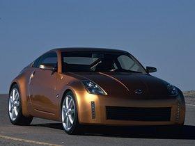 Ver foto 16 de Nissan Z Concept 2001