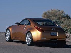 Ver foto 15 de Nissan Z Concept 2001