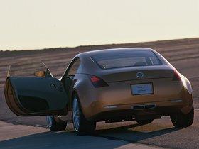 Ver foto 14 de Nissan Z Concept 2001