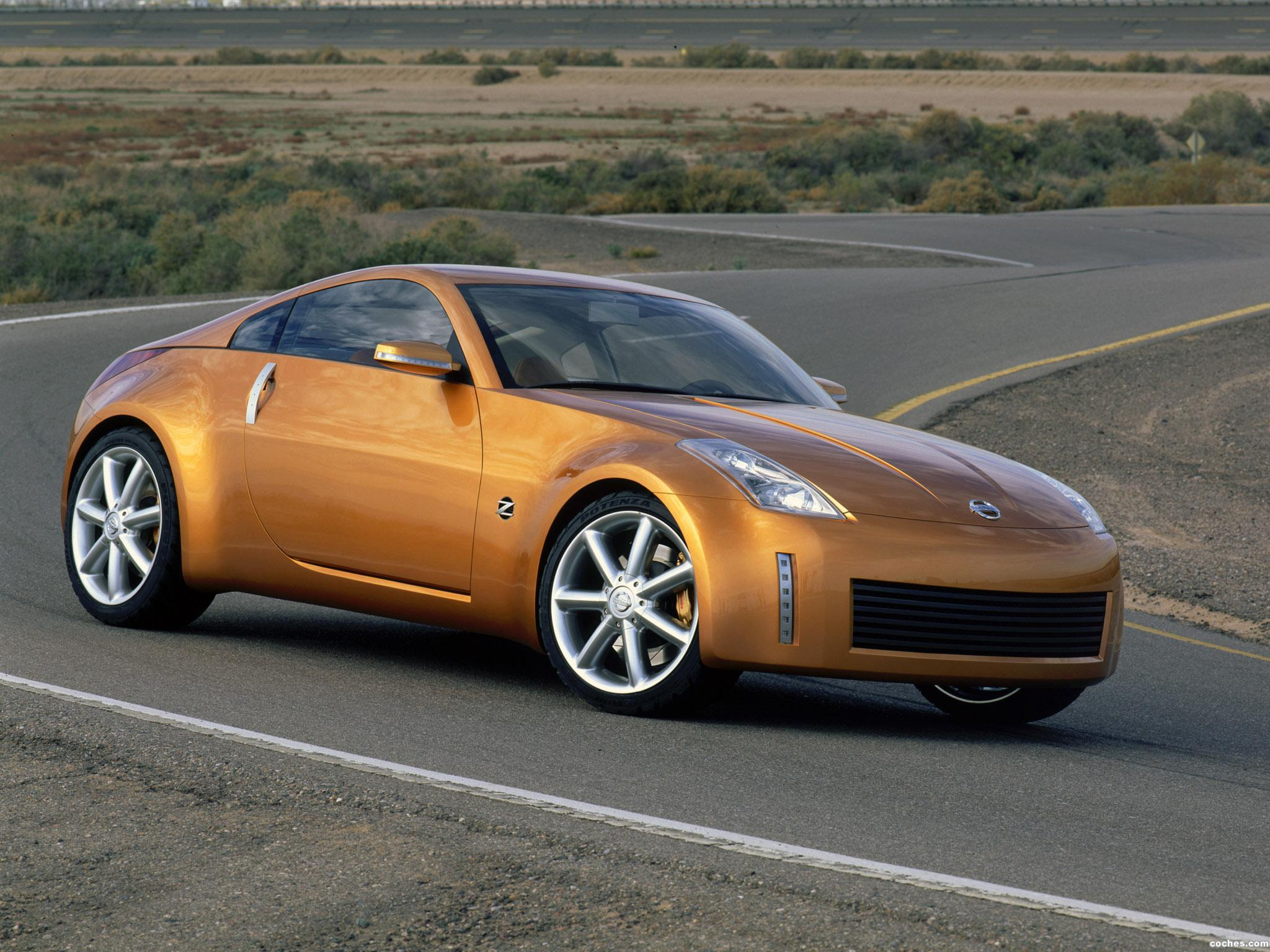 Foto 0 de Nissan Z Concept 2001