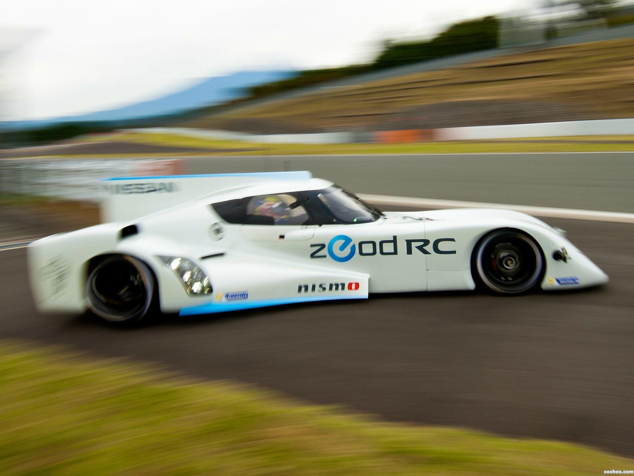 Foto 14 de Nissan ZEOD RC 2014