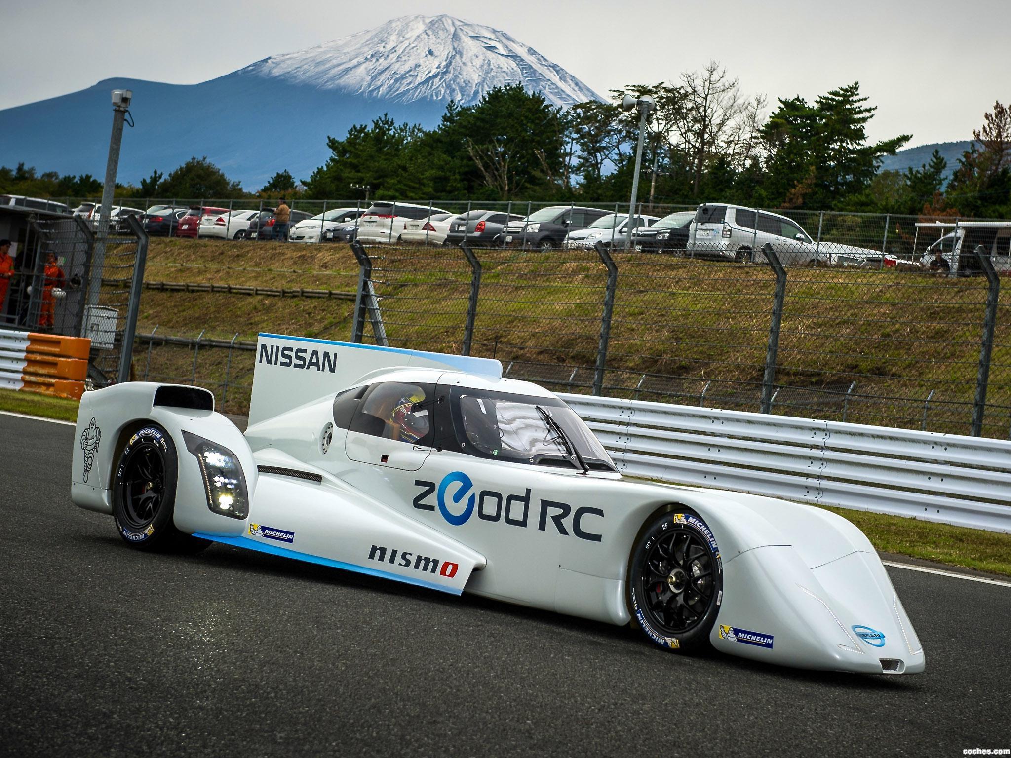 Foto 39 de Nissan ZEOD RC 2014