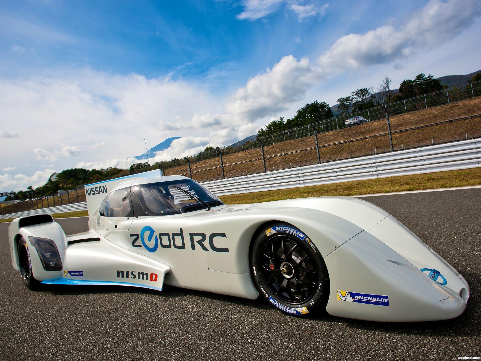 Foto 37 de Nissan ZEOD RC 2014