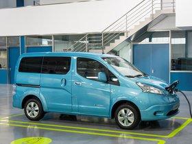 Ver foto 3 de Nissan Evalia Combi electrica 2014