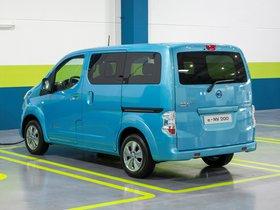 Ver foto 2 de Nissan Evalia Combi electrica 2014