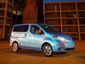 Ver foto 1 de Nissan Evalia Combi electrica 2014